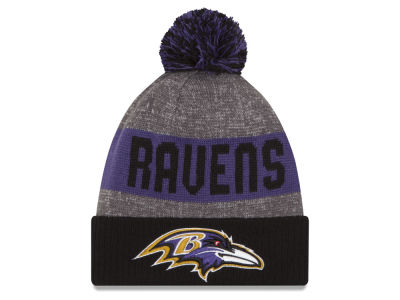 Baltimore Ravens New Era NFL 2016 Official Sport Sideline Knit