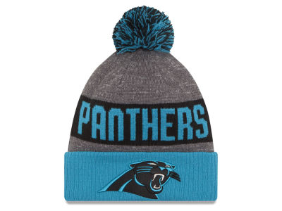 Carolina Panthers New Era NFL 2016 Official Sport Sideline Knit