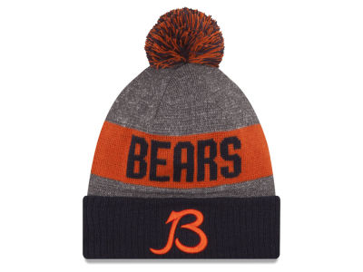 Chicago Bears New Era NFL 2016 Official Sport Sideline Knit