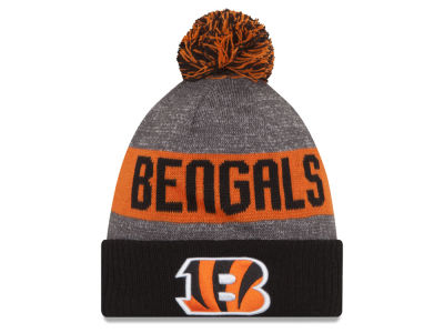 Cincinnati Bengals New Era NFL 2016 Official Sport Sideline Knit
