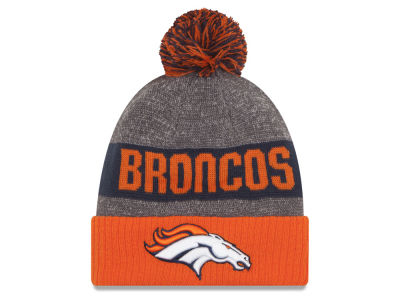 Denver Broncos New Era NFL 2016 Official Sport Sideline Knit