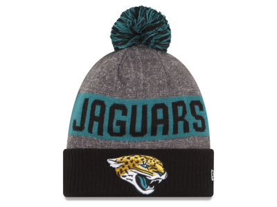 Jacksonville Jaguars New Era 2016 Official NFL Sport Knit