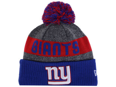New York Giants New Era 2016 Official NFL Sport Knit