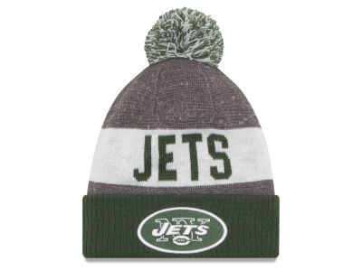 New York Jets New Era NFL 2016 Official Sport Sideline Knit