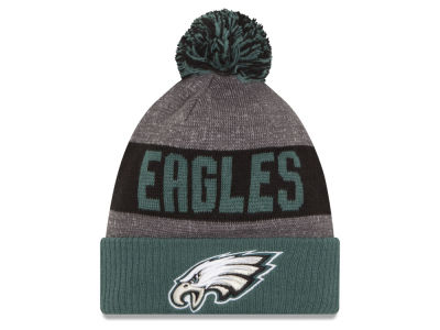 Philadelphia Eagles New Era NFL 2016 Official Sport Sideline Knit