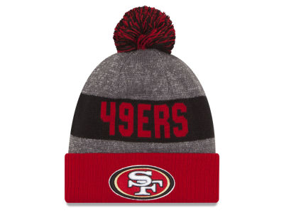 San Francisco 49ers New Era 2016 Official NFL Sport Knit