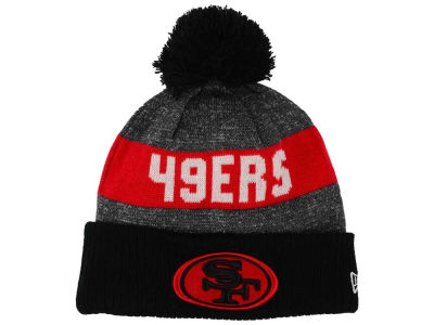 San Francisco 49ers New Era NFL 2016 Official Sport Sideline Knit