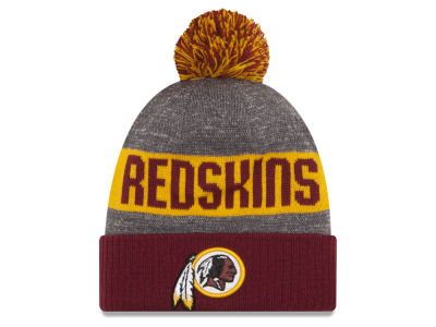 Washington Redskins New Era NFL 2016 Official Sport Sideline Knit