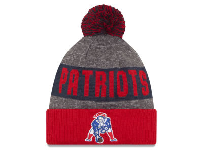 New England Patriots New Era NFL 2016 Official Sport Sideline Knit