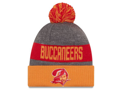 Tampa Bay Buccaneers New Era NFL 2016 Official Sport Sideline Knit