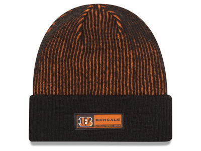 Cincinnati Bengals New Era 2016 Official NFL Tech Knit