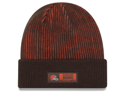 Cleveland Browns New Era 2016 Official NFL Tech Knit