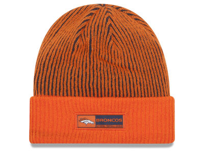 Denver Broncos New Era 2016 Official NFL Tech Knit