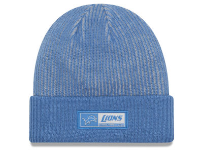 Detroit Lions New Era 2016 Official NFL Tech Knit
