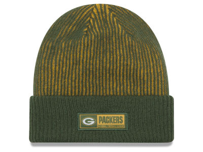 Green Bay Packers New Era 2016 Official NFL Tech Knit