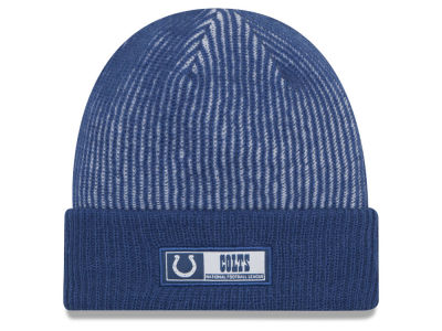 Indianapolis Colts New Era 2016 Official NFL Tech Knit