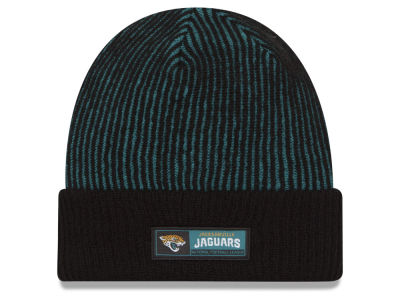 Jacksonville Jaguars New Era 2016 Official NFL Tech Knit