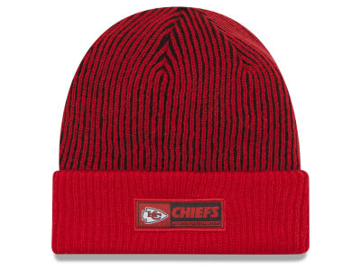 Kansas City Chiefs New Era 2016 Official NFL Tech Knit