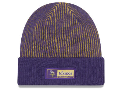 Minnesota Vikings New Era 2016 Official NFL Tech Knit