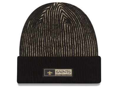 New Orleans Saints New Era 2016 Official NFL Tech Knit