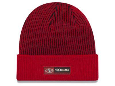 San Francisco 49ers New Era 2016 Official NFL Tech Knit