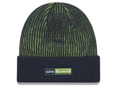 Seattle Seahawks New Era 2016 Official NFL Tech Knit