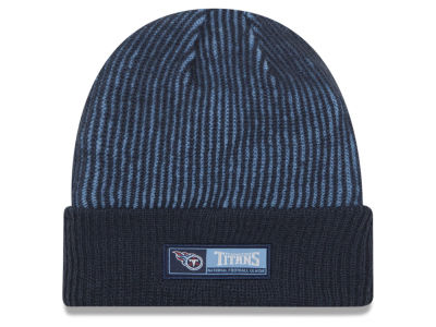 Tennessee Titans New Era 2016 Official NFL Tech Knit