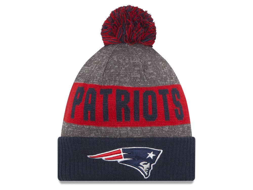 ec9b2d96c New England Patriots New Era 2016 Kids Official NFL Sport Knit
