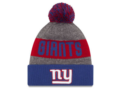 New York Giants New Era  2016 Kids Official NFL Sport Knit