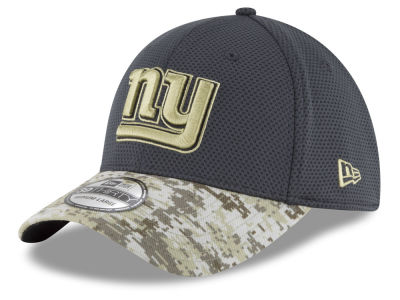 New York Giants New Era NFL Salute to Service Official 39THIRTY Cap