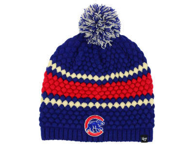 Chicago Cubs '47 MLB Women's Leslie Knit