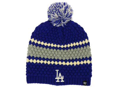 Los Angeles Dodgers '47 MLB Women's Leslie Knit