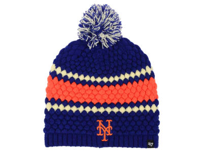New York Mets '47 MLB Women's Leslie Knit