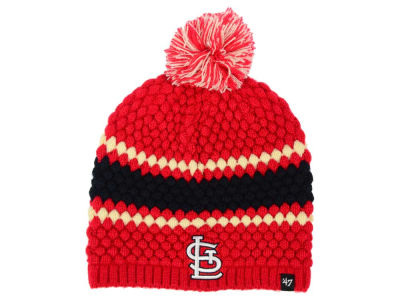 St. Louis Cardinals '47 MLB Women's Leslie Knit