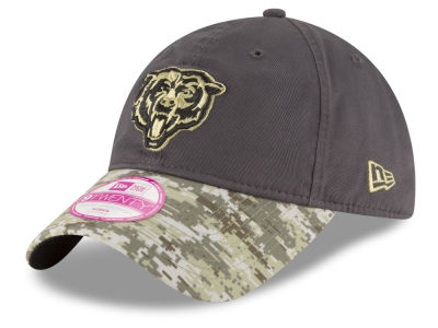 Chicago Bears New Era NFL Salute to Service Women's 9TWENTY Cap