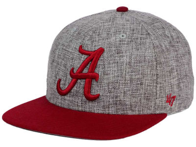 Alabama Crimson Tide '47 NCAA '47 Weaver Snapback Cap