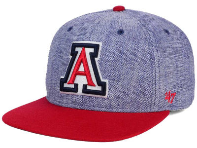 Arizona Wildcats '47 NCAA '47 Weaver Snapback Cap