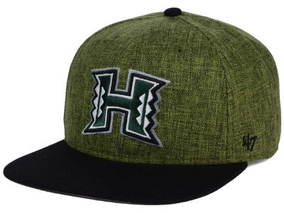 Hawaii Warriors '47 NCAA '47 Weaver Snapback Cap
