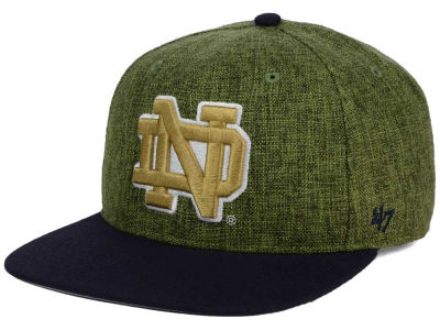 Notre Dame Fighting Irish '47 NCAA '47 Weaver Snapback Cap