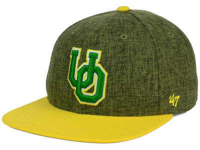 Oregon Ducks '47 NCAA '47 Weaver Snapback Cap