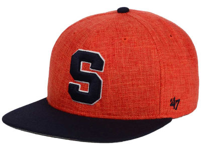 Syracuse Orange '47 NCAA '47 Weaver Snapback Cap