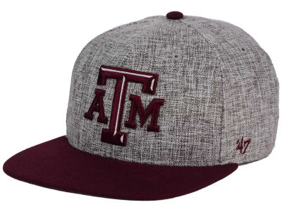 Texas A&M Aggies '47 NCAA '47 Weaver Snapback Cap