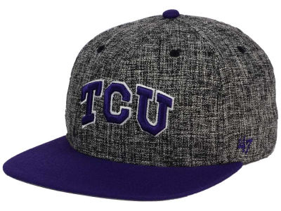 Texas Christian Horned Frogs '47 NCAA '47 Weaver Snapback Cap
