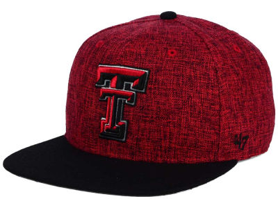 Texas Tech Red Raiders '47 NCAA '47 Weaver Snapback Cap