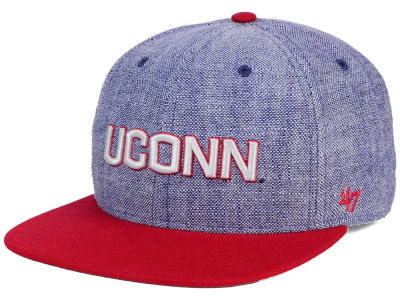 Connecticut Huskies '47 NCAA '47 Weaver Snapback Cap