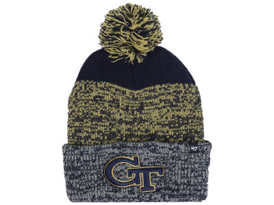 Georgia-Tech '47 NCAA Static Cuff Knit