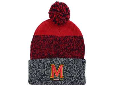Maryland Terrapins '47 NCAA Static Cuff Knit