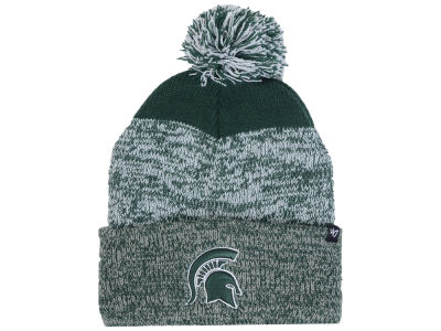 Michigan State Spartans '47 NCAA Static Cuff Knit
