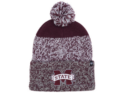 Mississippi State Bulldogs '47 NCAA Static Cuff Knit