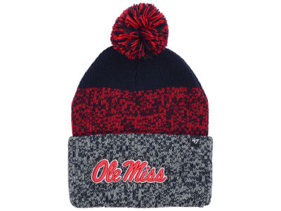Ole Miss Rebels '47 NCAA Static Cuff Knit